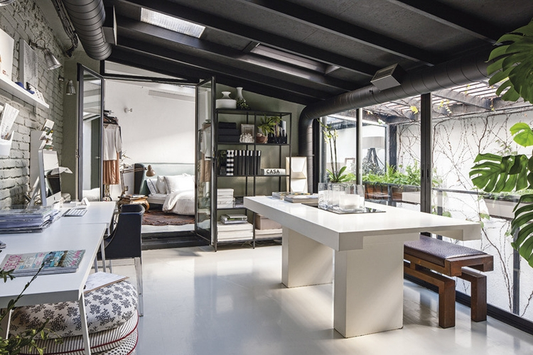 Espaciodeco Picks: Esos lofts industriales ...